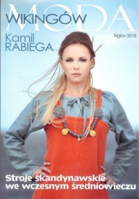 Moda Wikingów - okładka książki