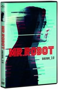 Mr Robot Sezon 3 box 4DVD - okładka filmu