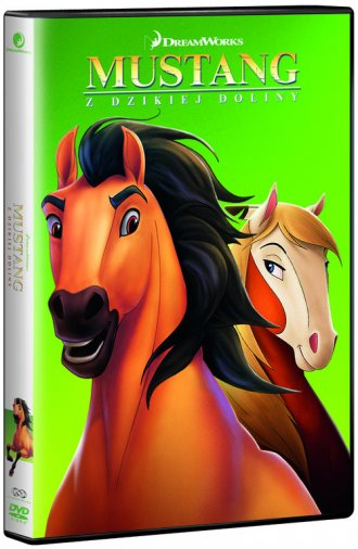Mustang z dzikiej doliny - okładka filmu