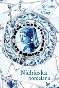 Niebieska porcelana - okładka książki