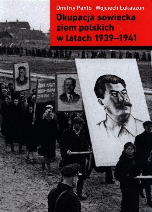 Okupacja sowiecka ziem polskich - okładka książki