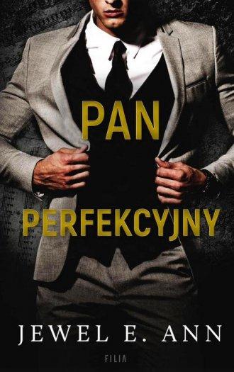 Pan Perfekcyjny - okładka książki