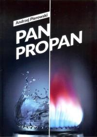 Pan Propan - okładka książki