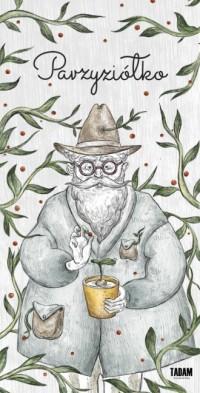 Parzyziółka - okładka książki