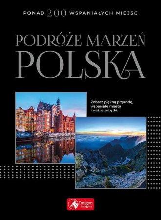 Podróże marzeń Polska - okładka książki