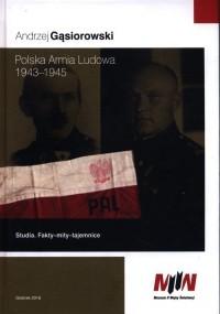 Polska Armia Ludowa 1943-1945 - okładka książki