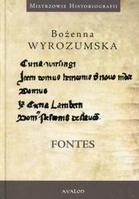 Prace wybrane z dziejów średniowiecza i nauk pomocniczych historii. Seria: Mistrzowie Historiografii - okładka książki