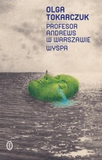 Profesor Andrews w Warszawie Wyspa - okładka książki