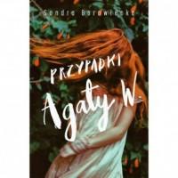Przpadki Agaty W. - okładka książki