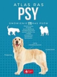 Psy. Atlas ras - okładka książki
