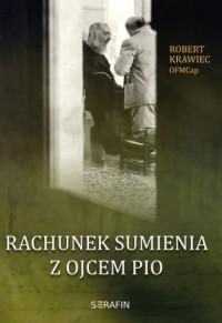 Rachunek sumienia z Ojcem Pio - okładka książki