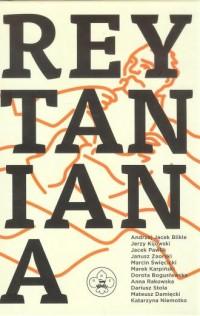 Reytaniana - okładka książki