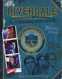Riverdale. Informator licealisty - okładka książki