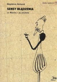 Sensy błądzenia - okładka książki