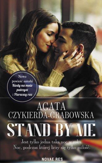 Stand by me - okładka książki