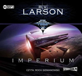 Star Force. Tom 6. Imperium - pudełko audiobooku
