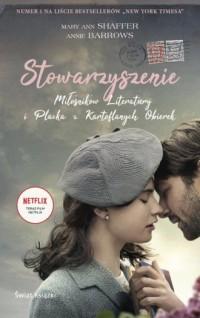 Stowarzyszenie Miłośników Literatury i Placka z Kartoflanych Obierek - okładka książki