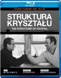 Struktura kryształu - okładka filmu