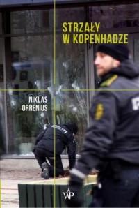 Strzały w Kopenhadze - okładka książki