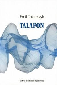 Talafon - okładka książki