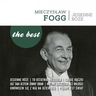 The best - Jesienne róże - okładka płyty
