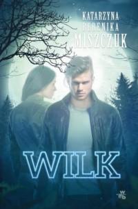 Wilk - okładka książki