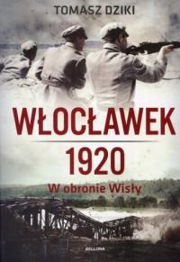 Włocławek 1920 - okładka książki