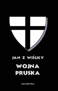 Wojna pruska - okładka książki