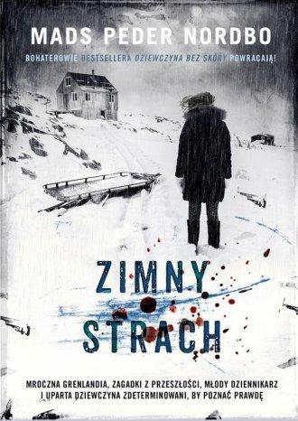 Zimny strach - okładka książki