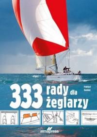 333 rady dla żeglarzy - okładka książki