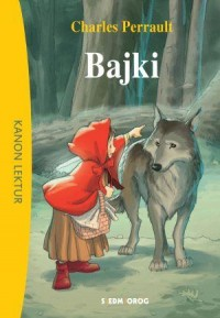 Bajki Perrault - okładka książki