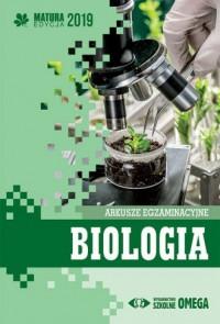 Biologia Matura 2019. Arkusze egzaminacyjne - okładka podręcznika