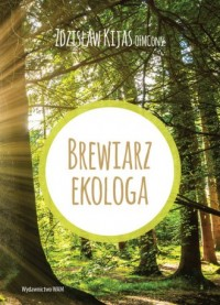 Brewiarz ekologa - okładka książki