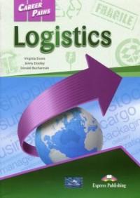 Career Paths Logistics Students Book + DigiBook - okładka podręcznika