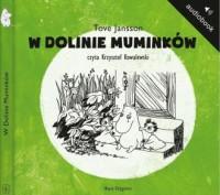 CD MP3 W Dolinie Muminków - pudełko audiobooku