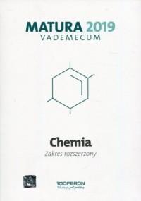 Chemia. Matura 2019 Vademecum Zakres rozszerzony - okładka podręcznika
