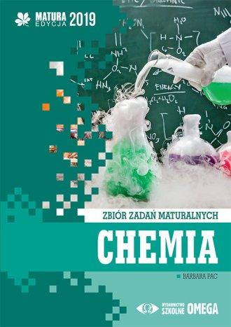 Chemia. Matura 2019. Zbiór zadań - okładka podręcznika