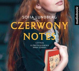 Czerwony notes - pudełko audiobooku