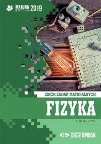 Fizyka Matura 2019. Zbiór zadań maturalnych - okładka podręcznika
