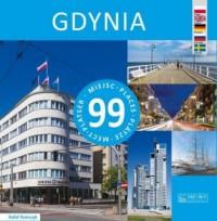 Gdynia 99 miejsc - okładka książki