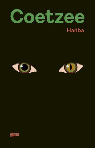 Hańba - okładka książki