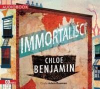 Immortaliści - pudełko audiobooku