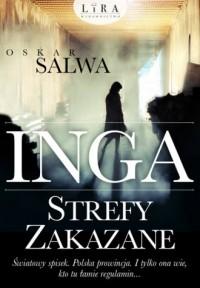 Inga. Strefy zakazane - okładka książki