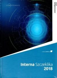 Interna Szczeklika 2018 - okładka książki