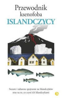 Islandczycy. Przewodnik ksenofoba - okładka książki