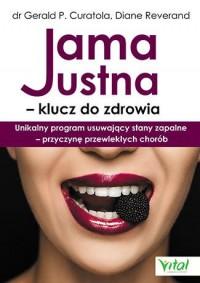 Jama ustna - klucz do zdrowia - okładka książki