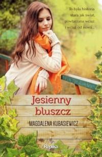 Jesienny bluszcz - okładka książki