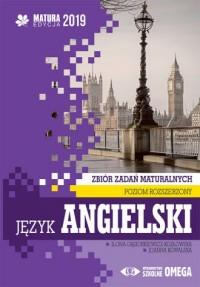 Język angielski. Matura 2019. Zbiór zadań maturalnych. Poziom rozszerzony - okładka podręcznika