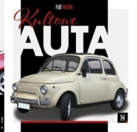 Kultowe Auta 14. Fiat Nuova - okładka książki