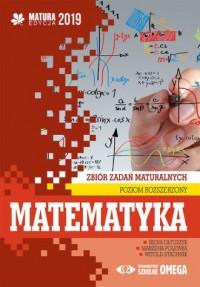 Matematyka Matura 2019. Zbiór zadań maturalnych. Poziom rozszerzony - okładka podręcznika
